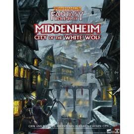 WFRP Middenheim City of the White Wolf