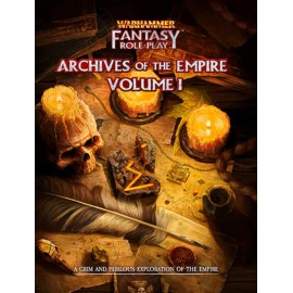 WFRP Archives of the Empire Vol 1