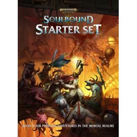 Warhammer Age of Sigmar Roleplay Soulbound Starter set