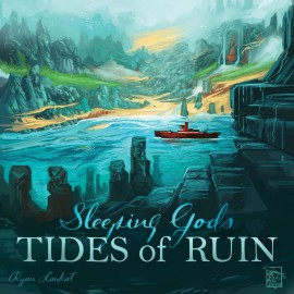 Sleeping Gods Tides Of Ruin-board game