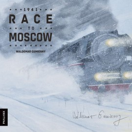 1941 -Race to Moscow, Board game