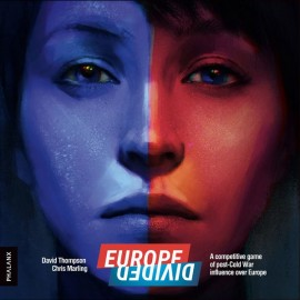 Europe divided, Board game