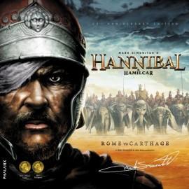 Hannibal & Hamilcar Board game