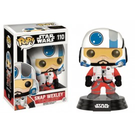 Star Wars EP VII 110 POP - Snap Wexley