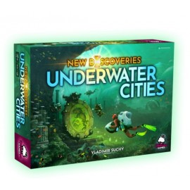 Underwater Cities New discoveries expansion ENG