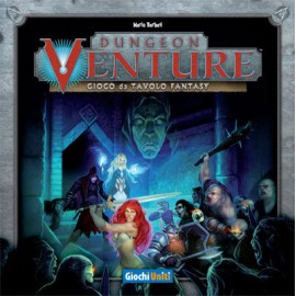 Dungeon Venture boardgame