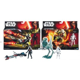Star Wars EP VII - Vehicles Class I Assortment (4)
