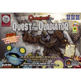 Quarriors! Quest for the Qladiator FR