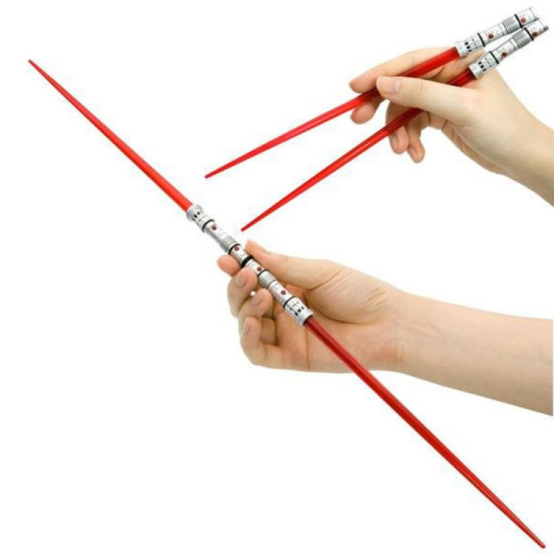 Kotobukiya KotGZ984 Star Wars Darth Maul Lightsaber Chopsticks