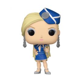 Rocks:208 Britney Spears - Stewardess