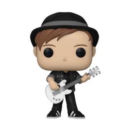 Rocks:210 Fall Out Boy -Patrick Stump