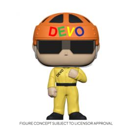 Rocks:Devo -Satisfaction (Yellow Suit)
