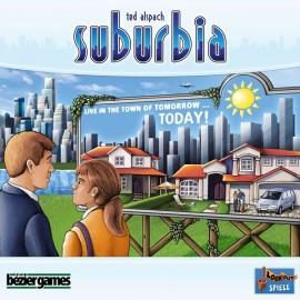 Suburbia 2e - Board game