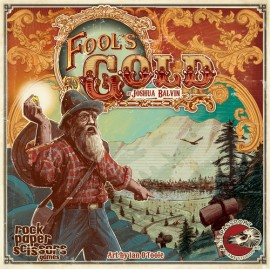 Fool's Gold boardgame EN
