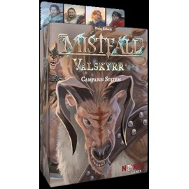 Mistfall: Valskyrr expansion EN