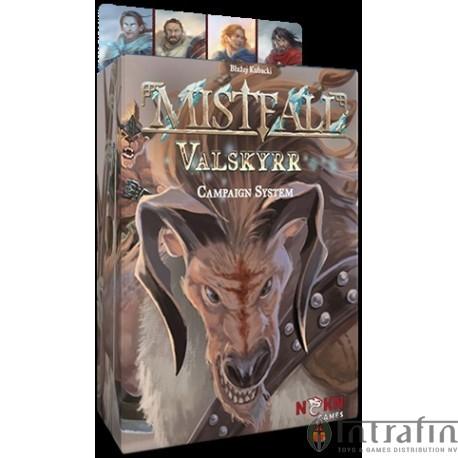 Mistfall: Valskyrr expansion EN