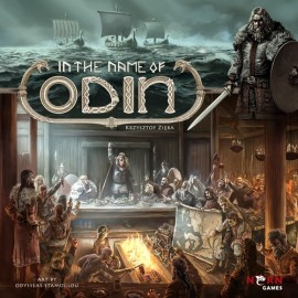 In the Name of Odin boardgame