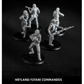 Aliens versus Marines Weyland Yutani Commandos