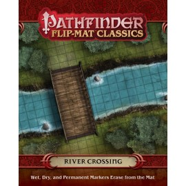 GameMastery Flip-Mat Classics River Crossing