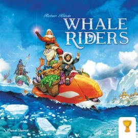 Whale Riders- Board game