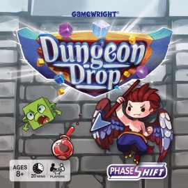 Dungeon Drop - Board game