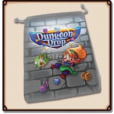 Dungeon Drop - Cloth Bag of Holding