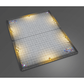 Dungeon Drop: Neoprene Game Mat