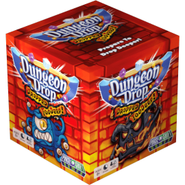 Dungeon Drop - Dropped Too Deep - Board game
