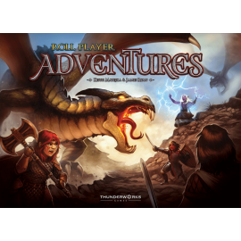 Roll Player -Adventures Board Game