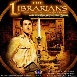 The Librarians Adventure Card Game - Quest for the Spear