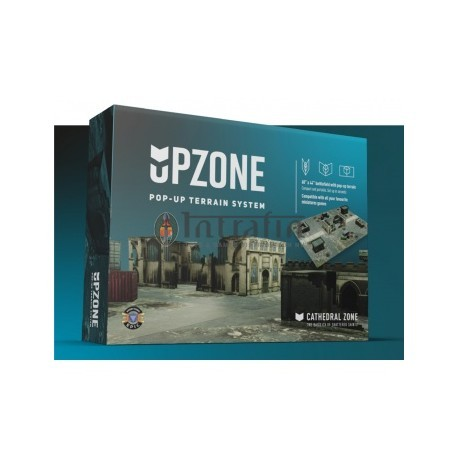 Upzone - Cathedral Zone