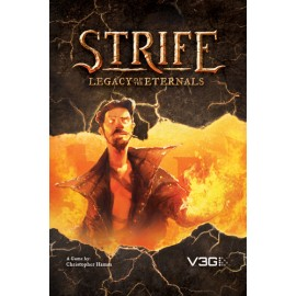 Strife: Legacy of the Eternals boardgame