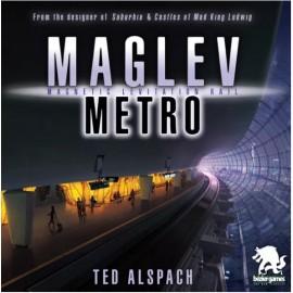 Maglev Metro - boardgame