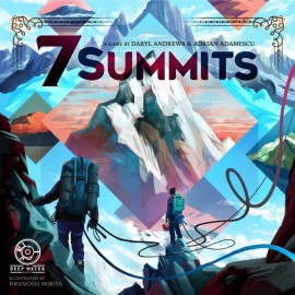 7 Summits Board game