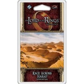 The Lord of the Rings LCG Race Across Harad Adventure Pack