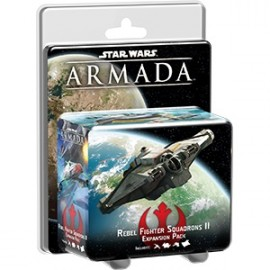 Star Wars Armada Rebel Fighter Squadrons II Pack