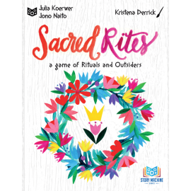 Sacred Rites- board game