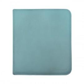 Pro Binder 12-Pocket zippered Light Bleu