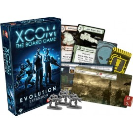 XCOM boardgame: Evolution Expansion