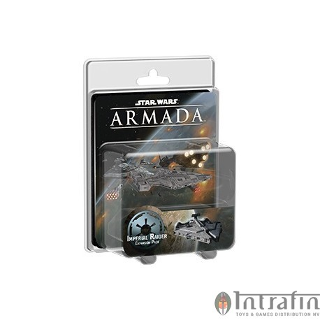 Armada Imperial Light Cruiser Expansion Pack Fantasy Flight Games NEW Star Wars