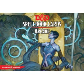 Dungeons & Dragons Arcane Spell Deck (230 cards)