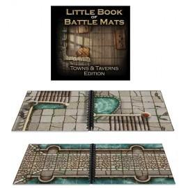 Little Book of Battle Mats: Towns & Taverns