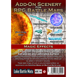 Add-on Scenery for Battle Maps: Magic Effects