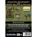 Add-on Scenery for Battle Maps: War & Seige