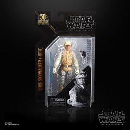 Star Wars The Black Series Archive Luke Skywalker (Hoth)