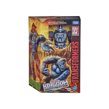 Transformers Generations War for Cybertron: Kingdom Voyager WFC-K8 Optimus Primal