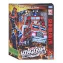 Transformers Generations War for Cybertron: Kingdom Leader WFC-K11 Optimus Prime)