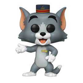 Movies: Tom & Jerry -Tom