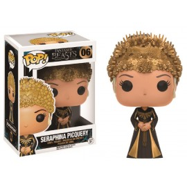 Movies 06 POP - Fantastic Beasts - Sephina Picquery
