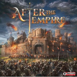 After the Empire - boardgame